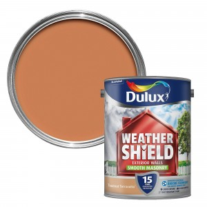 Dulux Weathershield Masonry Paint Smooth 5L