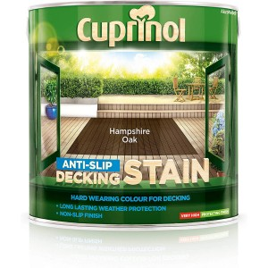 Cuprinol Anti Slip Decking Stain 2.5 Litre