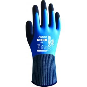 Wonder Grip Aqua Water-Repellent Gloves