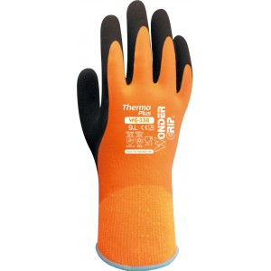 Wonder Grip Thermo Plus Insulated Water-Repellent Gloves