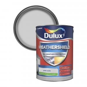 Dulux Weathershield Masonry Paint 5 Litre